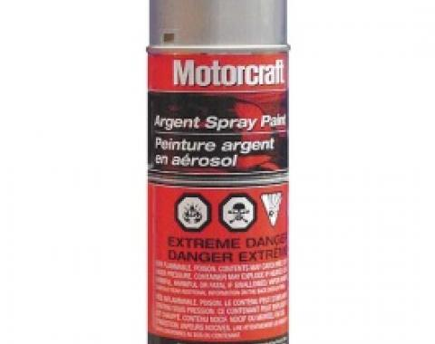 Ford Thunderbird Engine Paint, Argent, 12 Oz. Spray Can, Genuine Ford, 1961-62