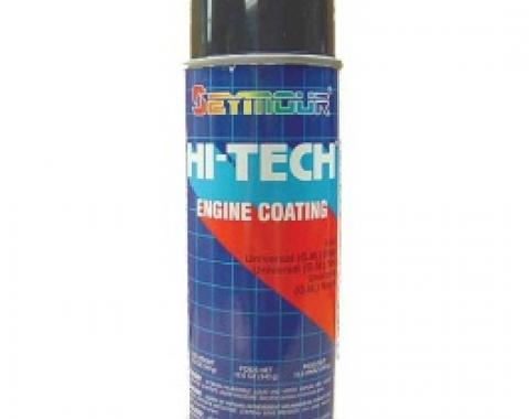 Valve Cover Paint, Gloss Black, High-Temp, 12 Oz. Spray Can, 1955-65