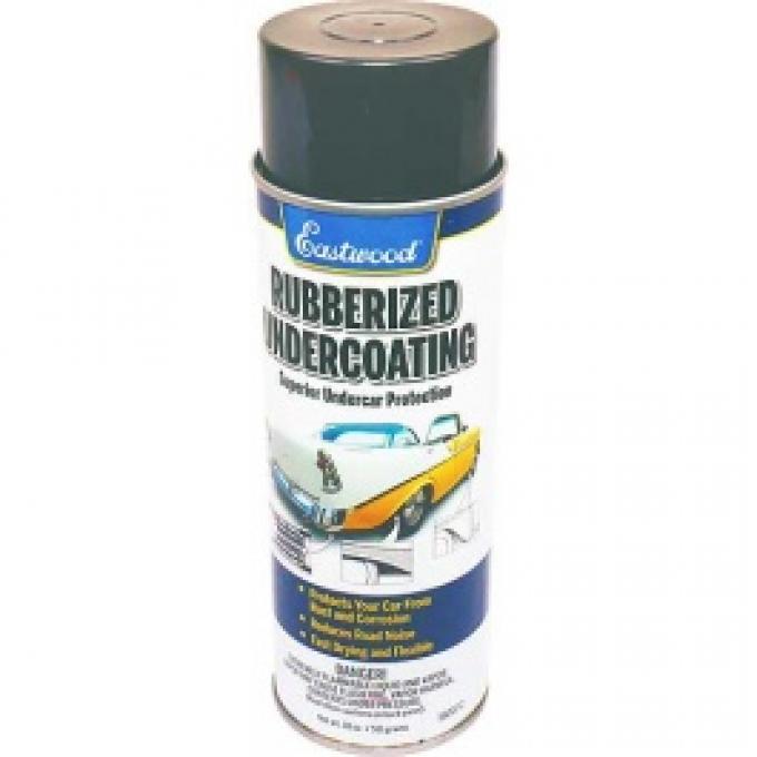 Rubberized Undercoat, 18 Oz. Spray Can