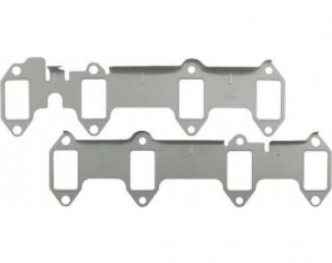 Ford Thunderbird Exhaust Manifold Heat Shields, Aftermarket Design, 390 & 428 V8, 1961-66