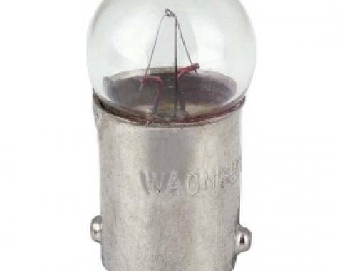 Ford Thunderbird Light Bulb, Ashtray, 1958-66