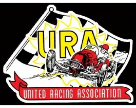 Decal, United Racing Association