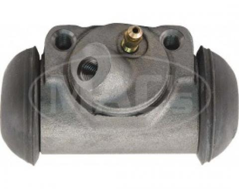 Ford Thunderbird Front Brake Wheel Cylinder, Left, 1-1/8 Bore, 1955-57