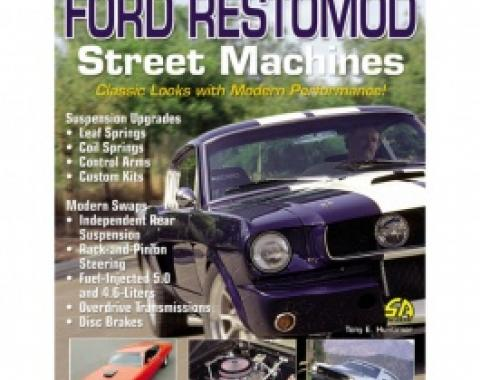 How To Build Ford RestroMod Street Machines Book