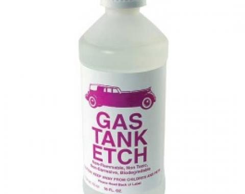 Gas Tank Etch, 1 Pint Bottle