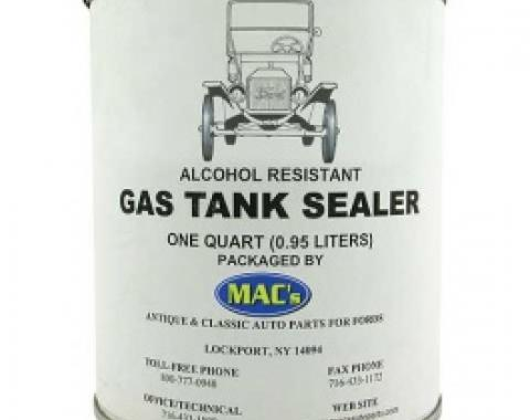 Gas Tank Sealer, Ethanol Compatible , 1 Quart Can