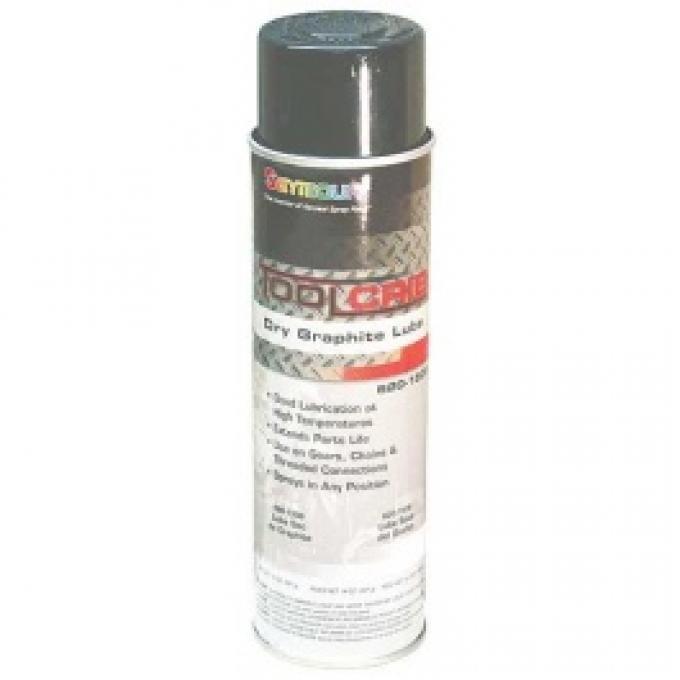 Dry Graphite Lube, 14 Oz. Spray Can