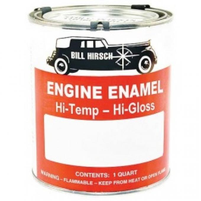 Ford Thunderbird Engine Paint, Medium Ford Blue, 1 Quart Can, 1966