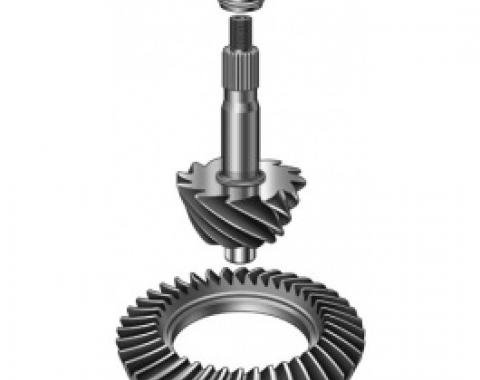 Ford Thunderbird Differential Ring & Pinion, 9 Ring Gear, 3.25 Ratio, 1957-66