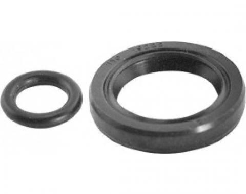 Ford Thunderbird Manual Control Lever Oil Seal, Cruise-O-Matic & C6, 1958-66