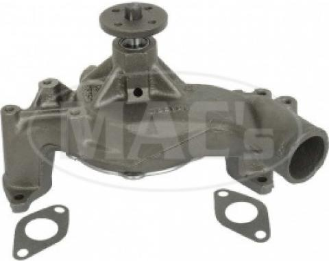 Ford Thunderbird Water Pump, Remanufactured, 390 & 428 V8, Use With Alternator, 1964-66