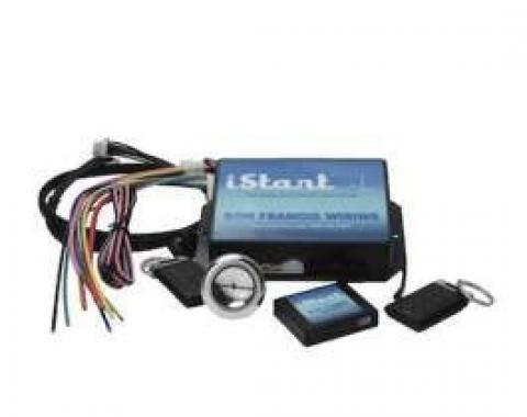 Starter System, Touch Button, W/ Wiring, Keyless Entry W/ Full Security