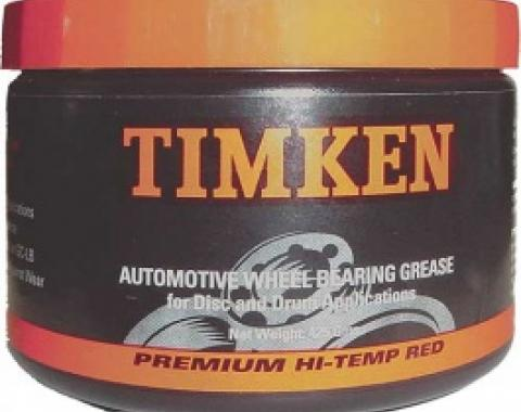 Wheel Bearing Grease, Premium Timken Brand, 1 Lb. Tub