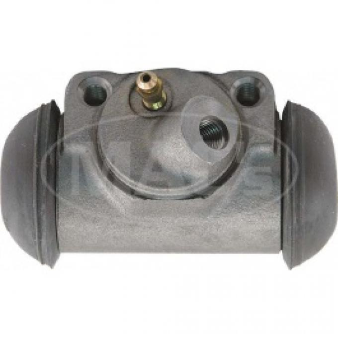 Ford Thunderbird Front Brake Wheel Cylinder, Right, 1-1/8 Bore, 1955-57