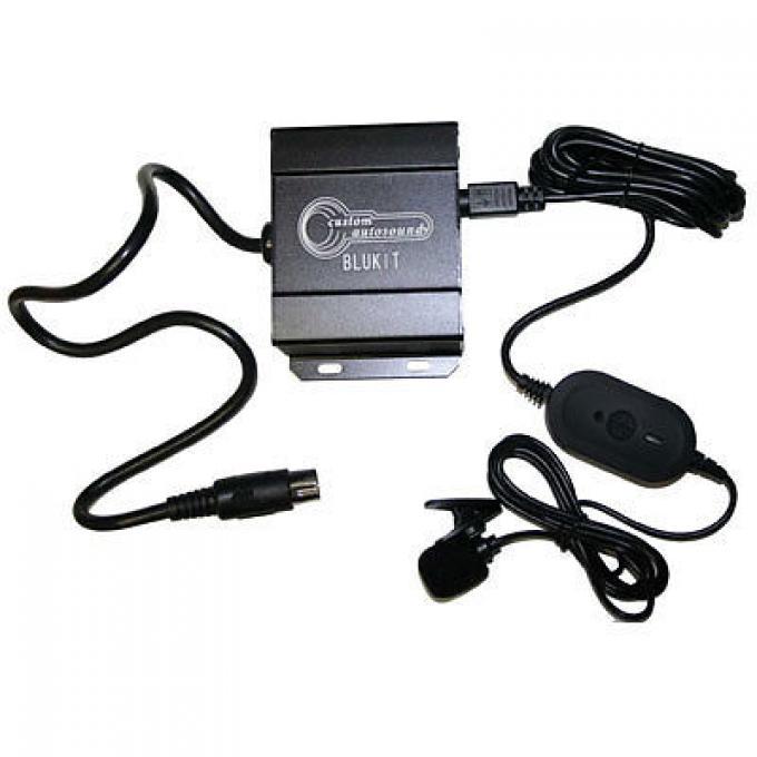 Custom Autosound Bluetooth Interface