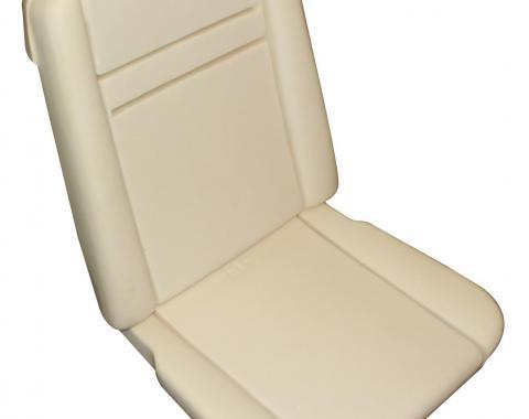 Distinctive Industries 1969-70 Mustang Deluxe / Grande Lo Back Bucket Seat Foam 064015DLXLB69