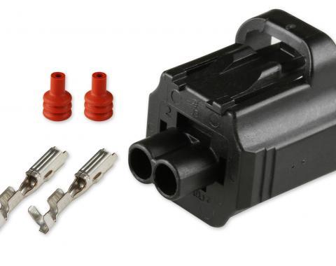 Holley EFI Intake Air Temperature Sensor Connector 570-237