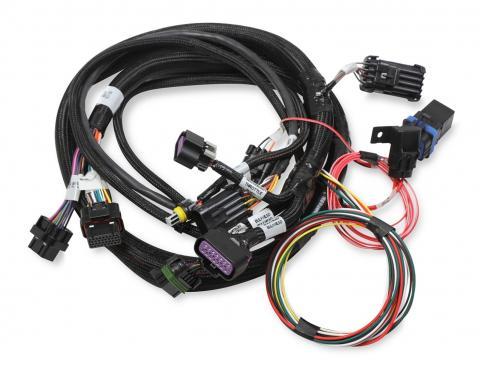 Holley EFI Terminator® Stealth Series Main Harness 558-121