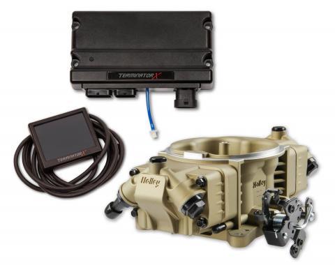 Holley EFI Terminator X Stealth 4150 System 550-1062