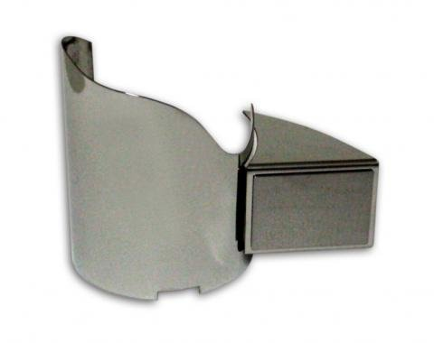 American Car Craft Filter Box Collar Polished OEM 103055