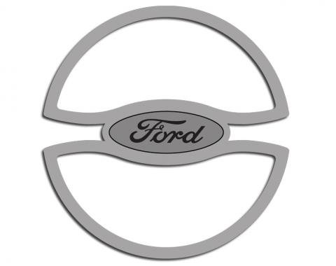 American Car Craft Ford Mustang 2011-2012  Gas Cap Ford Oval Style 272020
