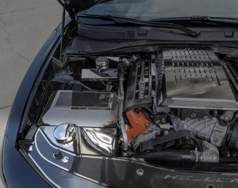 American Car Craft Anti Lock Brake Cover Polished w/Cap 333025