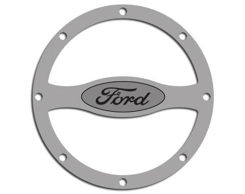 American Car Craft Ford Mustang 2011-2012  Gas Cap Ford Oval with Rivet Style 272021