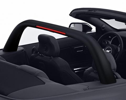 Classic Design Concepts Mustang Carbon Fiber Classic Convertible Light Bar, 2015-2017
