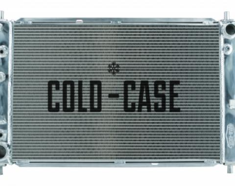 Cold Case Radiators 97-04 Mustang 4.6L Aluminum Performance Radiator Automatic Transmission LMM573A