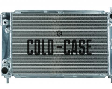 Cold Case Radiators 96 Ford Mustang 4.6L Aluminum Performance Radiator Automatic Transmission LMM572A
