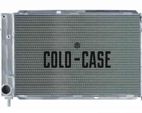 Cold Case Radiators 97-04 Mustang 4.6L Aluminum Performance Radiator Manual Transmission LMM573