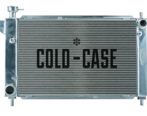 Cold Case Radiators 94-95 Mustang Aluminum Performance Radiator Manual Transmission LMM571