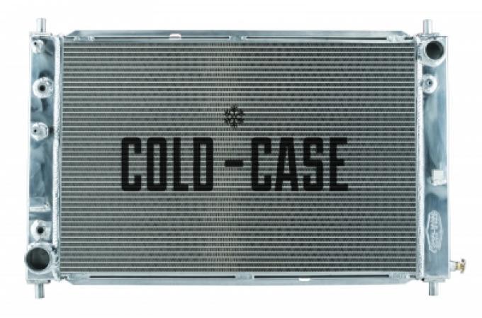 Cold Case Radiators 97-04 Mustang 4.6L Aluminum Performance Radiator Automatic Transmission LMM573A