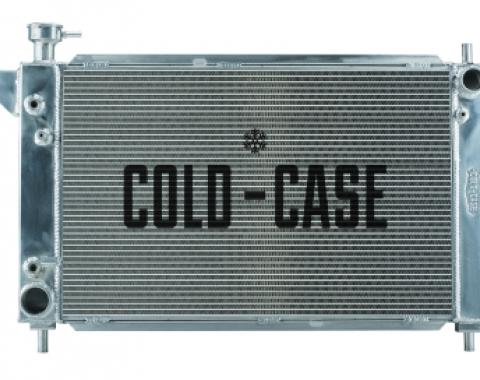 Cold Case Radiators 94-95 Mustang Aluminum Performance Radiator Automatic Transmission LMM571A