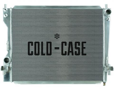 Cold Case Radiators 05-14 Mustang Performance Aluminum Radiator LMM574