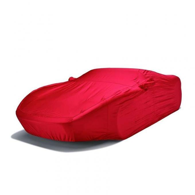 Fleeced Satin Indoor Custom Fit Vehicle Cover