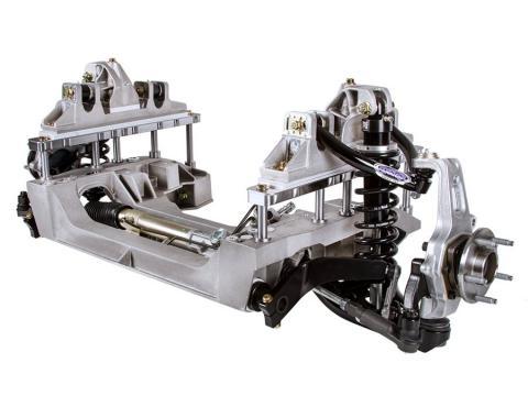 Detroit Speed 1964.5-70 Mustang Aluma-Frame Suspension w/Ford 5 x 4-1/2 Inch Bolt Pattern Base. Shock 032050