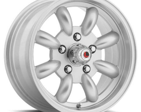 "Legendary Wheels 1964-1973 Ford Mustang LW 80 15x7 ""t/a"" Alloy Rim, Silver LW80-50754S"