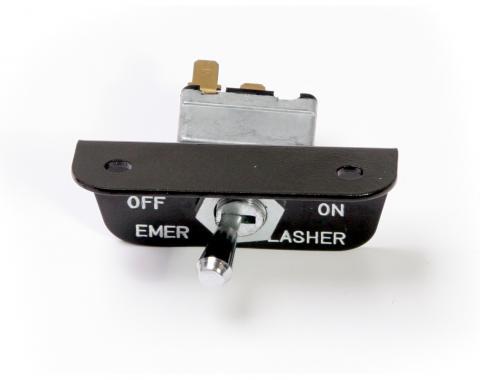 Scott Drake Concours 1966 Emergency Flasher Switch C6AZ-13350