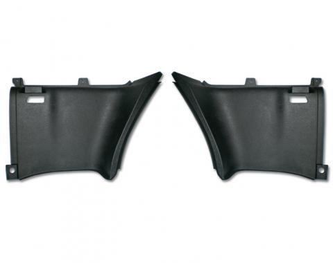 Scott Drake 1969-1970 Ford Mustang 69-70 FB fold down seat panels C9ZZ-633112/3-A