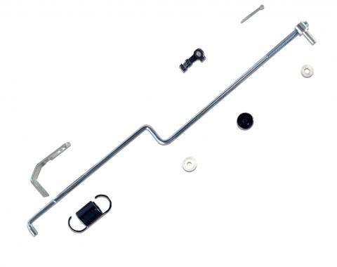 Scott Drake 1964-1967 Ford Mustang Fuel Linkage Kit (4BBL 289) C5ZZ-9A702-4K
