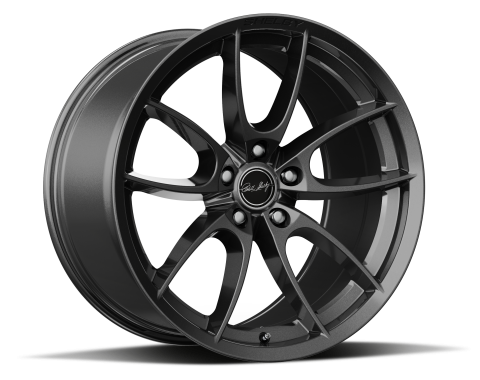 Carroll Shelby Wheels 2015-2020 Ford Mustang CS5 19x11, Gunmetal CS5-911550-G