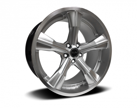 Carroll Shelby Wheels 2015-2020 Ford Mustang CS11 20x9.5, Chrome Powder CS11-295530-CP