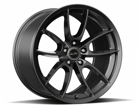 Carroll Shelby Wheels 2015-2020 Ford Mustang CS5 19x9.5, Gunmetal CS5-995534-G