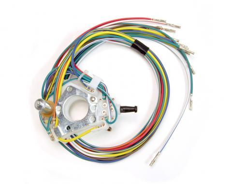 Scott Drake 1968 Mustang Turn Signal Switch (Non-Tilt) C8SZ-13341-A