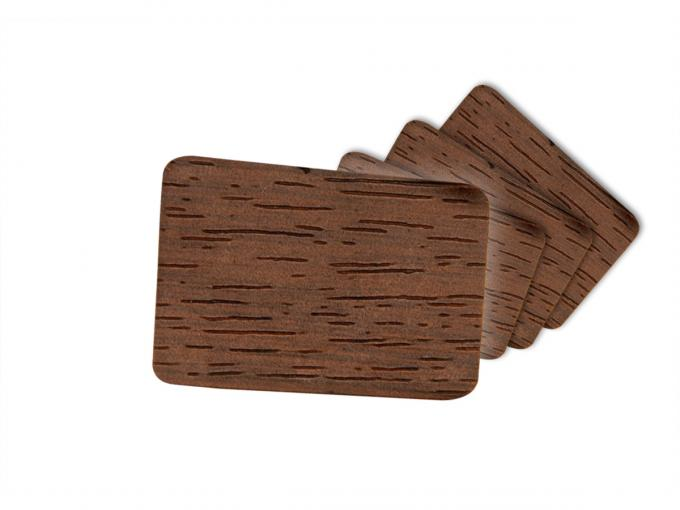 Scott Drake 1968 Ford Mustang 68 Woodgrain door pull inserts C7WY-6522670-A