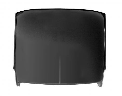 Scott Drake 1969-1970 Ford Mustang 69-70 Fast Back Roof Panel C9ZZ-6350202-A