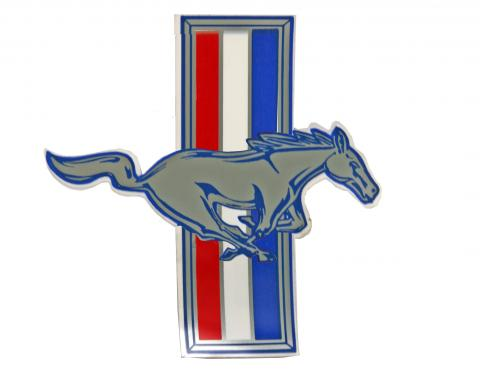 """Scott Drake 1964-2017 Ford Mustang Running Bar Horse 5"""" Decal (RH) DZ-254"""