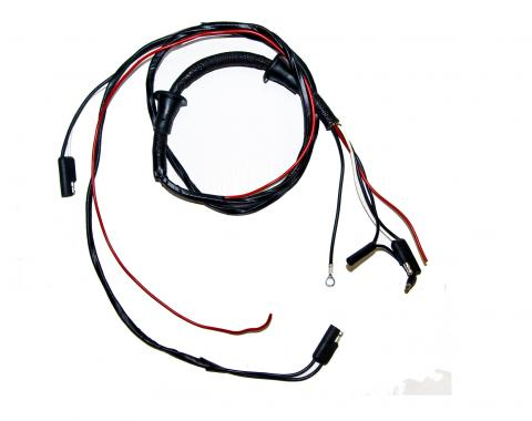 Scott Drake 1966 Mustang Door Courtesy Light and Speaker Wire Harness C6ZZ-13A769-A
