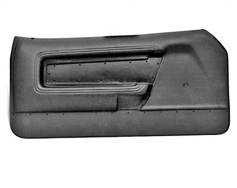 Scott Drake 1971-1973 Ford Mustang 71-73 Deluxe Door Panels (Ginger) D1ZZ65239423GID